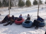 2014 Snow Tubing at Mount Kato