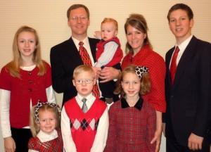 Prigge Family 2012